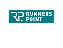 RUNNERS POINT AT